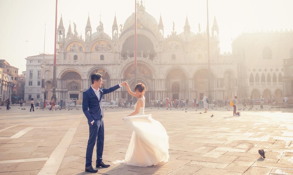 義大利婚紗,海外婚紗,威尼斯婚紗,蜜月婚紗,歐洲婚紗,海外婚紗推薦