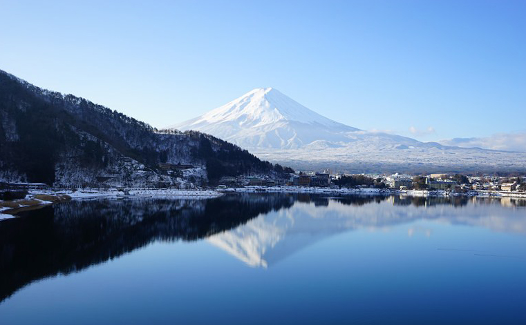 富士山婚紗,富士山