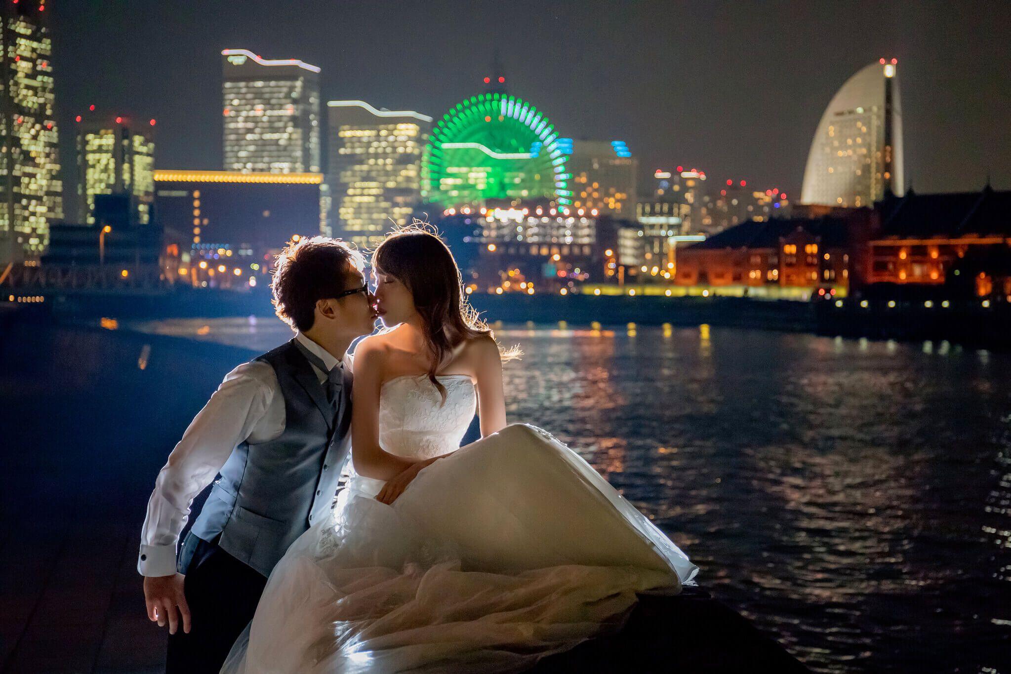 橫濱婚紗,東京婚紗,海外婚紗,夜景婚紗,日本婚紗攝影