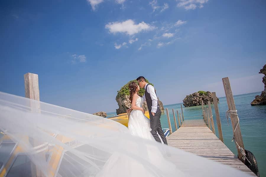 沖繩婚紗,沖繩婚紗攝影,日本沖繩婚紗,海外婚紗,沖繩景點,沖繩教堂,沖繩自助婚紗