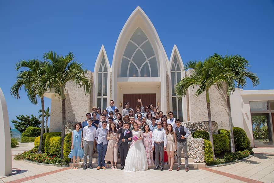 艾葵雅教堂,沖繩婚禮教堂,沖繩婚禮,海外婚紗婚禮,okinawa wedding,艾葵雅教堂婚禮,Aquagrace Chapel