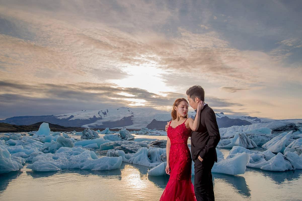冰河湖,iceland,冰島婚紗,aurora,iceland photo,極光婚紗,冰島極光,冰島婚紗攝影,冰島婚紗,極光婚紗,瀑布婚紗,冰河湖,鑽石沙灘,蜜月極光