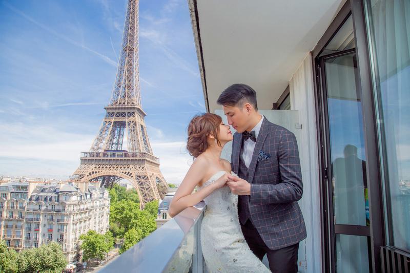 羅浮宮婚紗,巴黎婚紗,法國海外婚紗,歐洲婚紗攝影