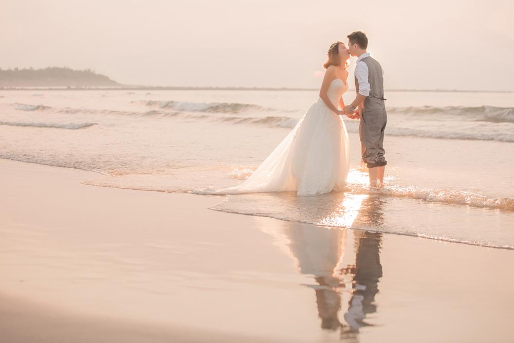 自助婚紗,海邊婚紗,婚紗拍攝,寵物婚紗,婚紗照,婚紗推薦