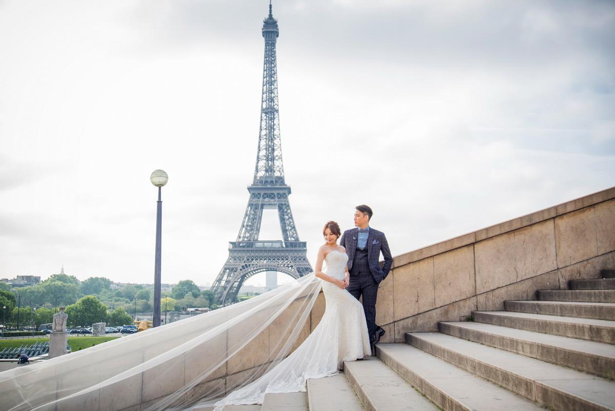 巴黎婚紗,paris,歐洲婚紗,蜜月婚紗,巴黎,婚紗