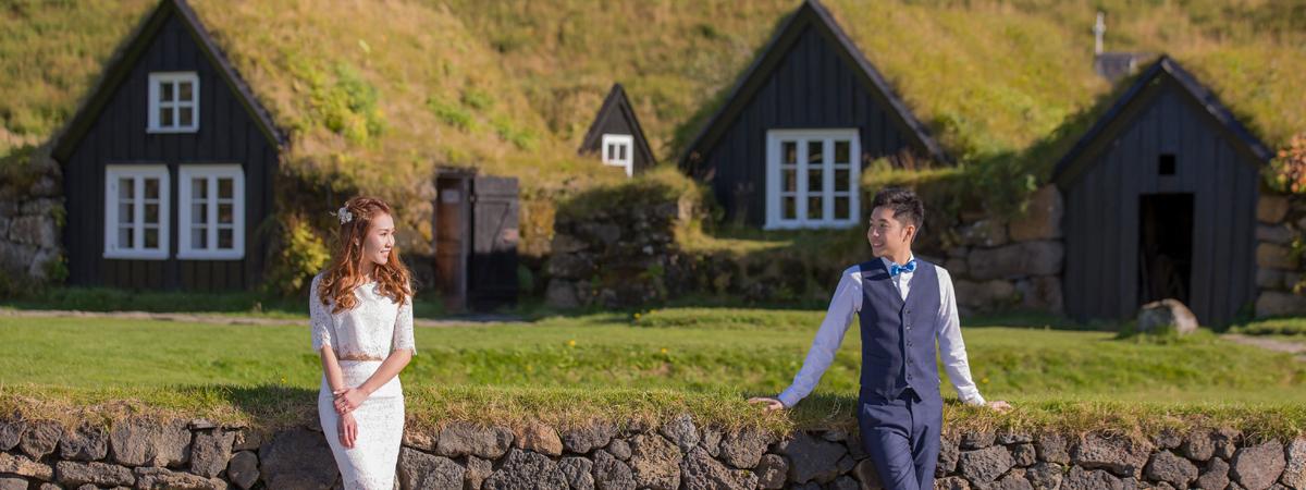 冰島婚紗,海外婚紗,極光,海外婚紗團隊,冰島婚紗攝影,冰島iceland