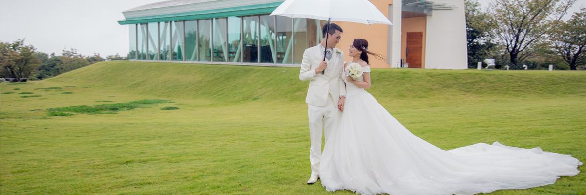 東京婚紗,海外婚紗,日本教堂
