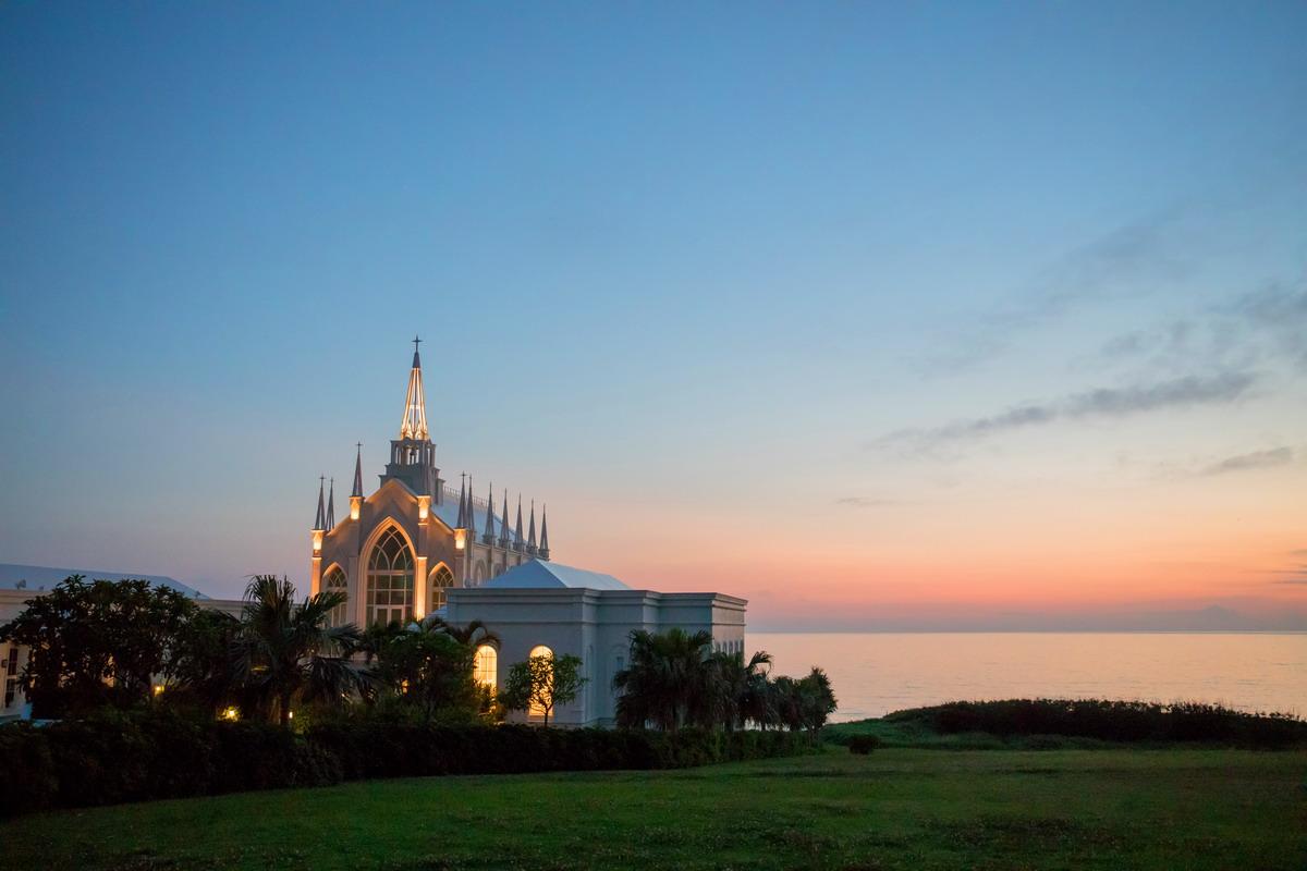 沖繩克麗絲蒂教堂,沖繩教堂,沖繩婚禮,海外婚禮,沖繩婚攝,婚禮攝影,沖繩教堂