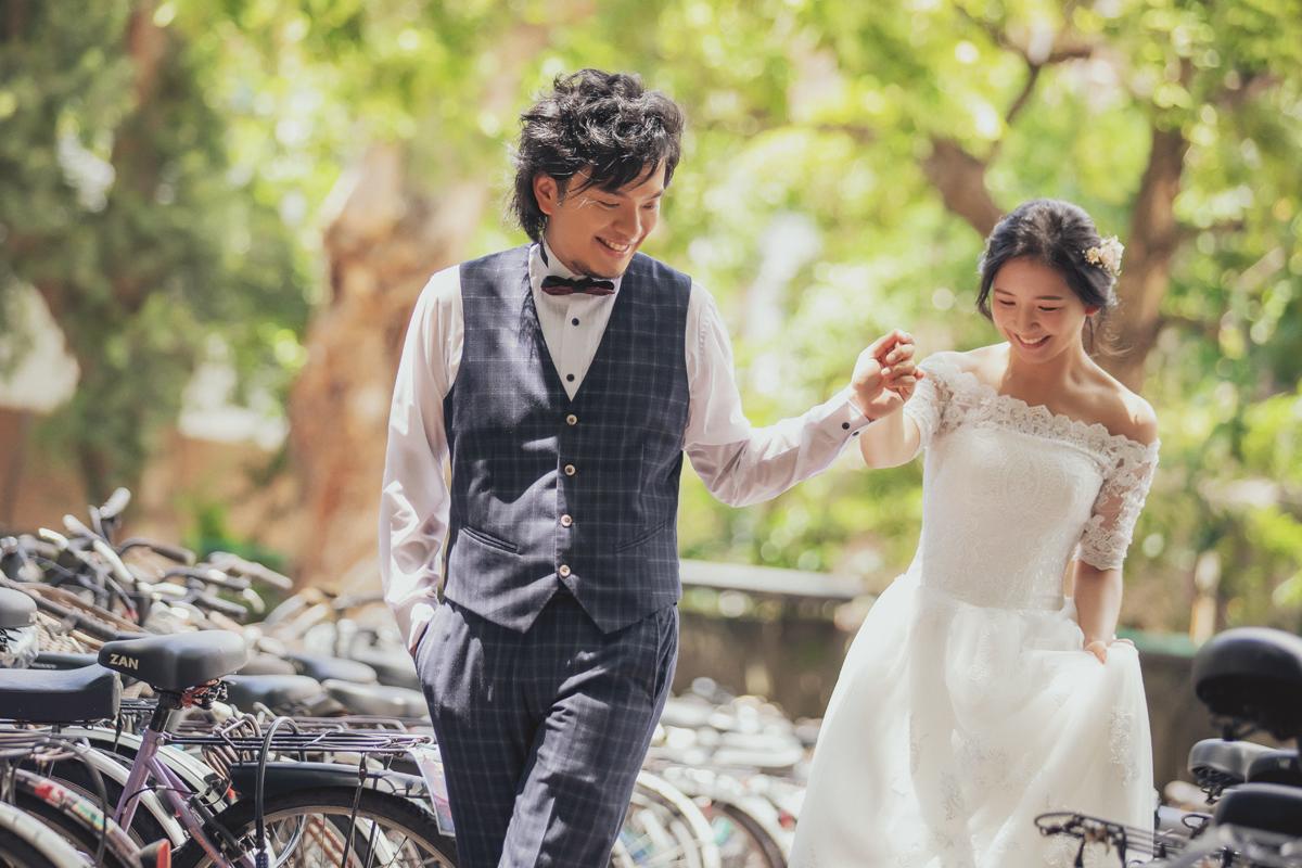 台大婚紗,自助婚紗