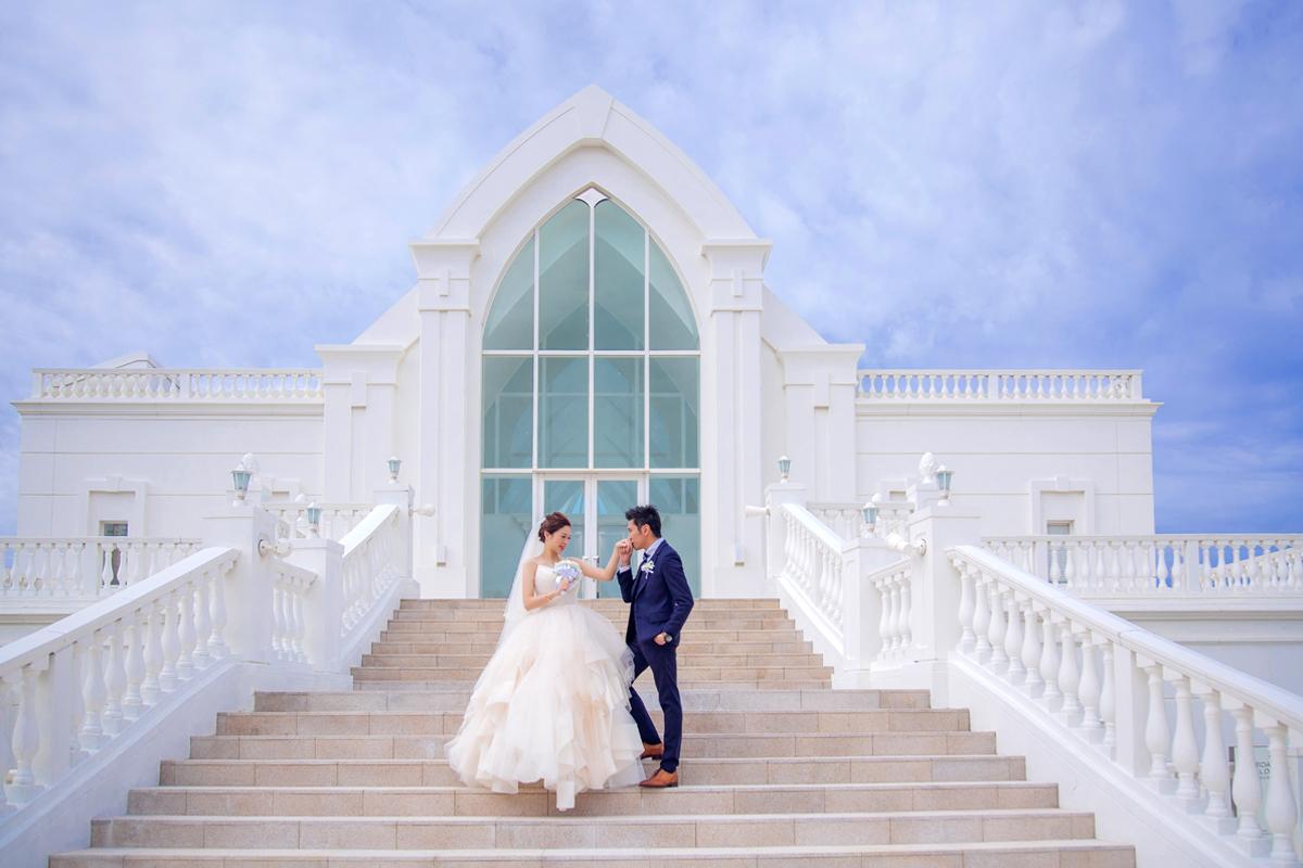 沖繩教堂,沖繩婚禮