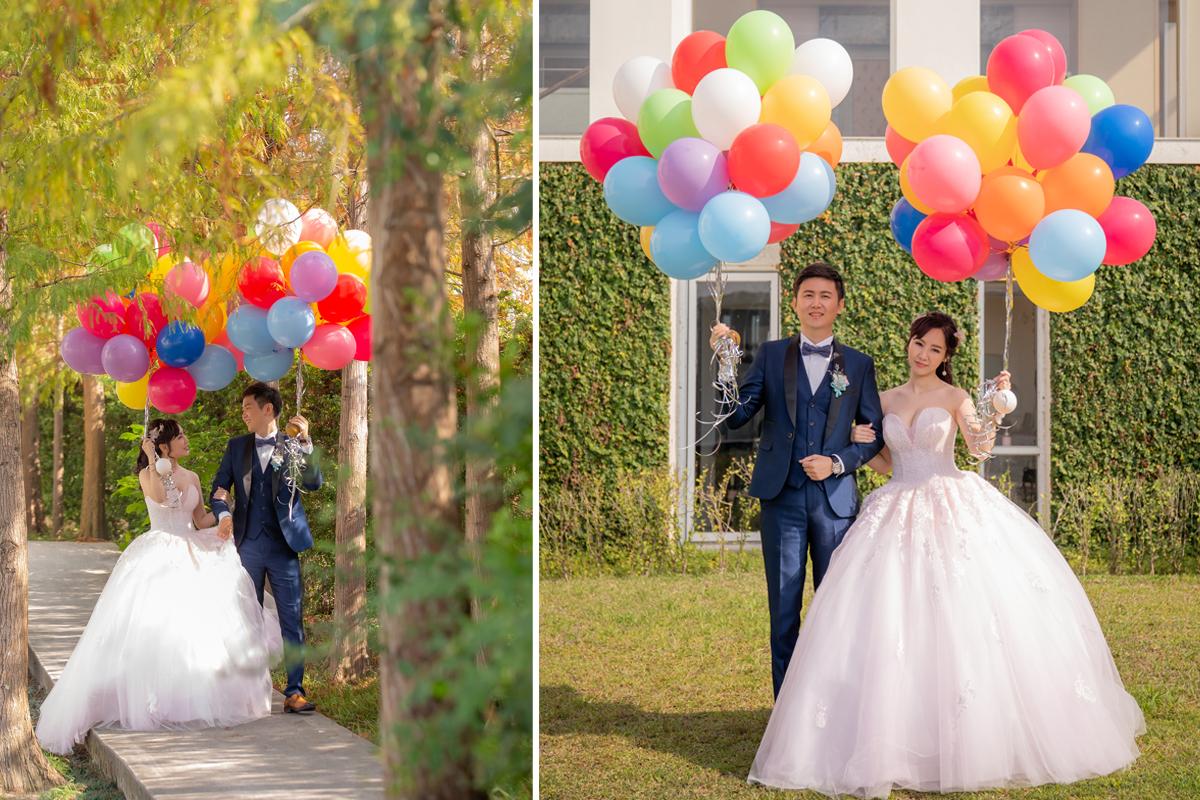 心之芳庭戶外婚禮
