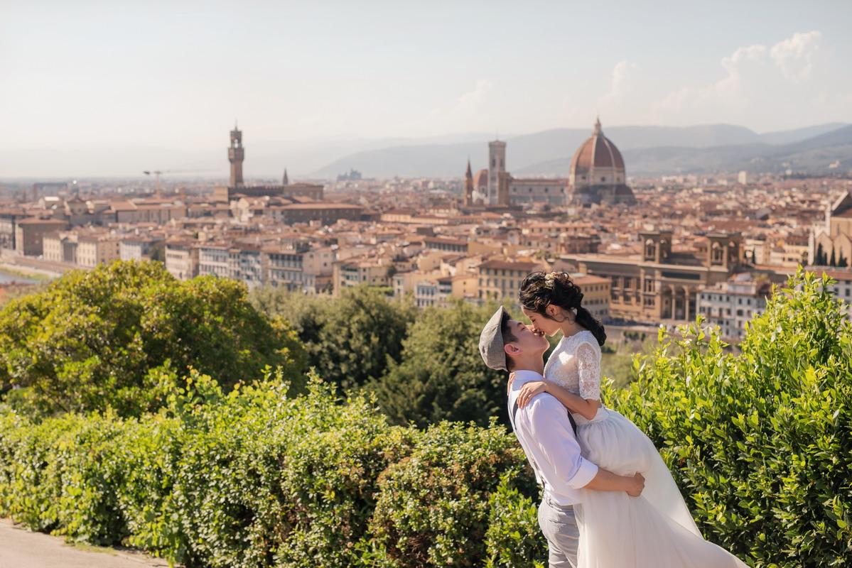 大利婚紗,佛羅倫斯婚紗,婚紗攝影,教堂婚紗,海外婚紗,歐洲婚紗,旅拍婚紗,佛羅倫斯旅拍